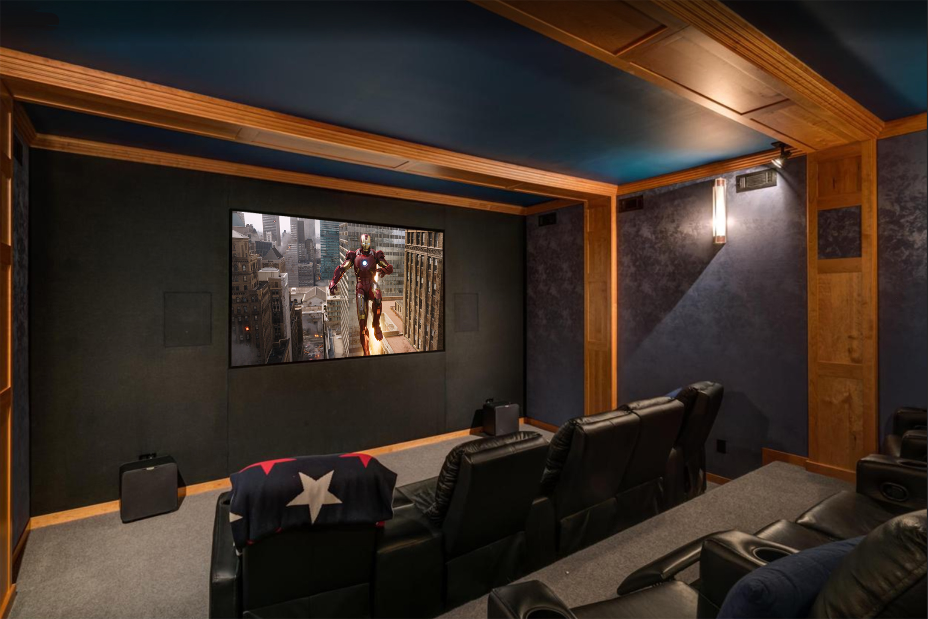 Home Theater And Love How They Are The Same