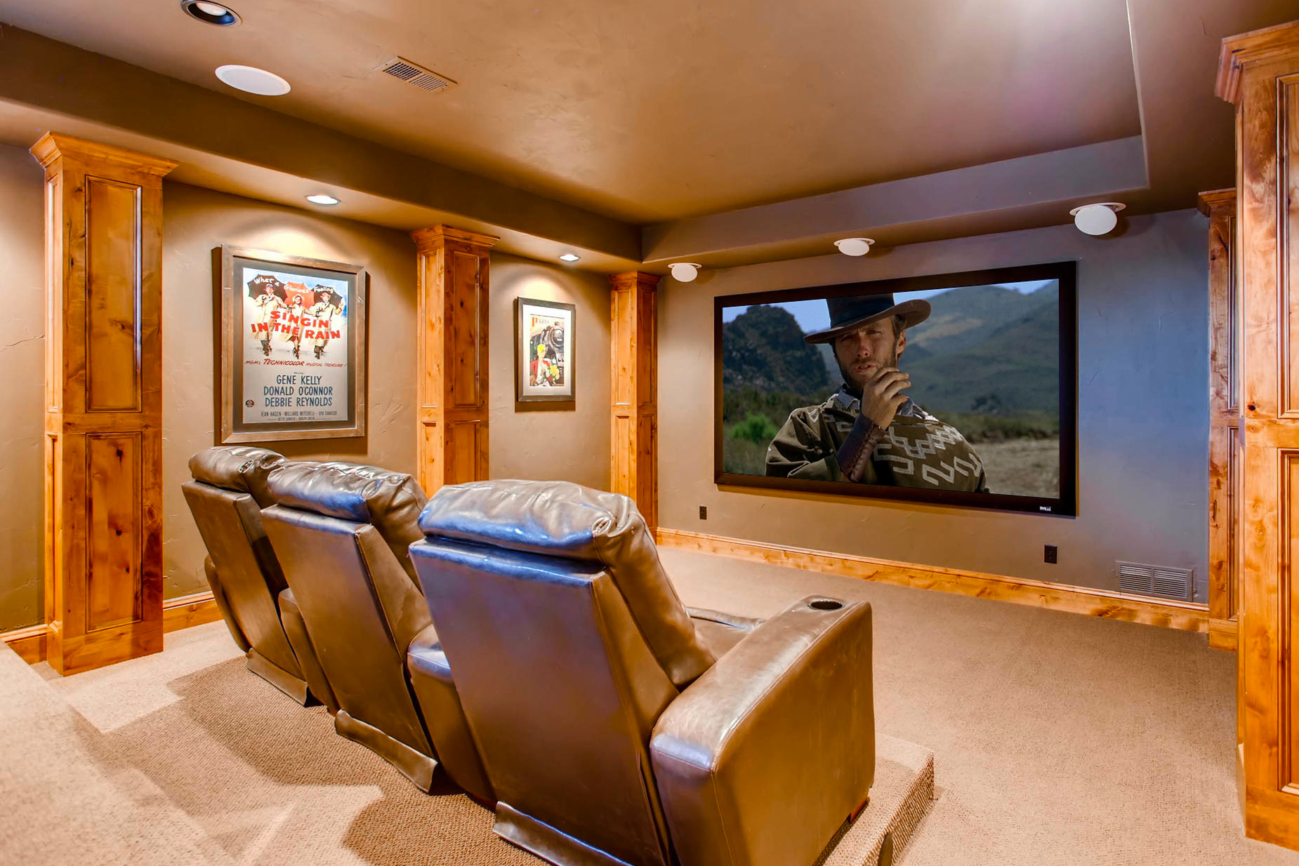 Five Ways To Enjoy Your Home Theater Room