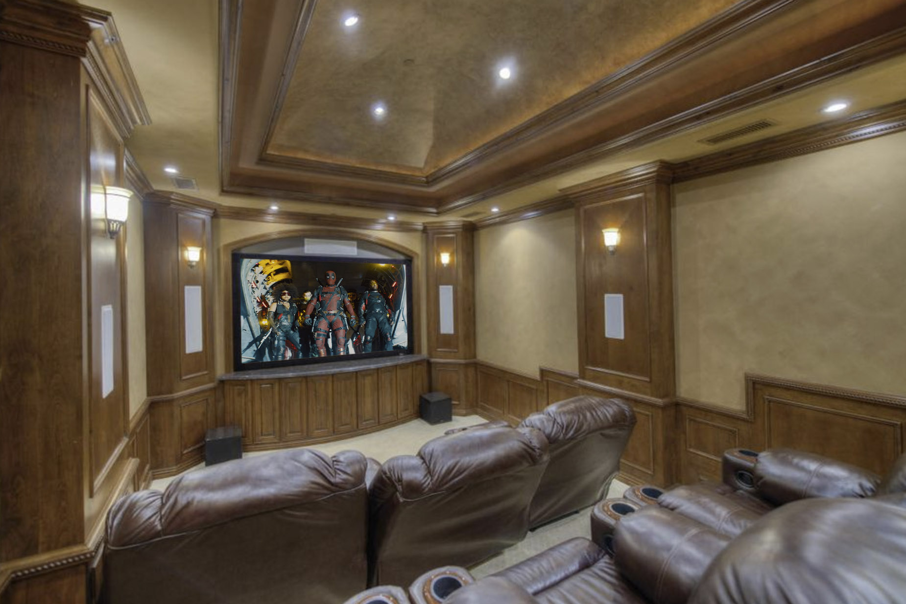 Home Theater Essentials – Custom Theatre Systems At Mythic Home Theatre