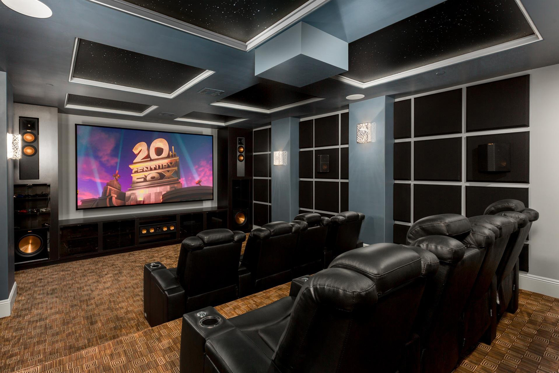 Wondering how much it costs to setup a home theater? Here's a cost breakdown