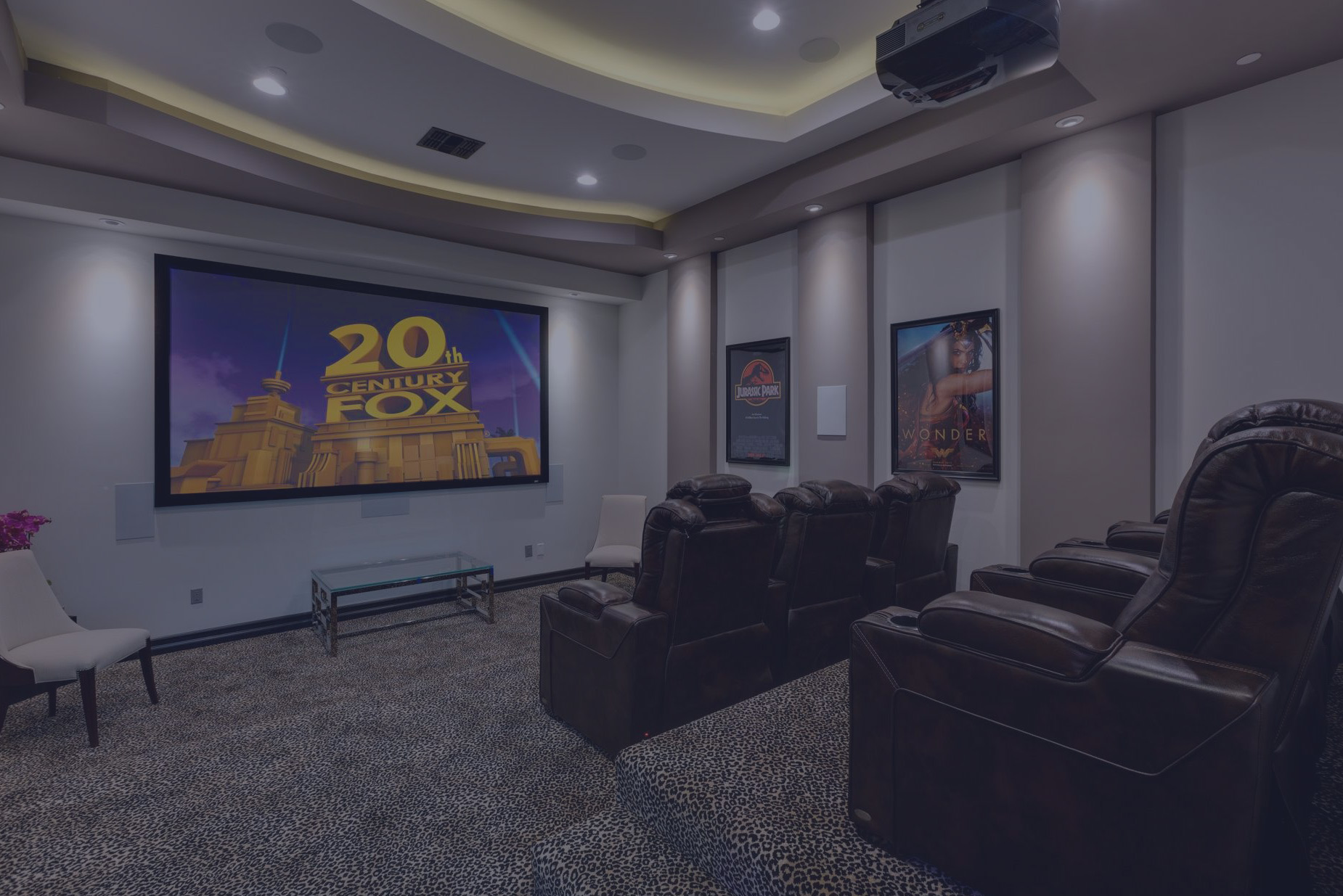 32 Inspiring Home Theaters To Help Bring Movie Nights To The Next Level